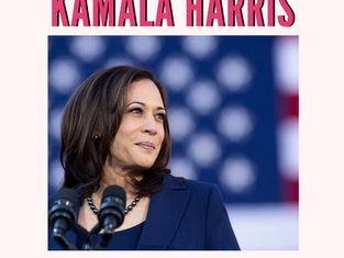 Kamala Harris - The First But Not The Last