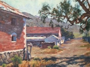 Barn, Cocina, Tackroom & Workshop - Stanton Ranch