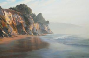 1853. Shoreline Beach Morning