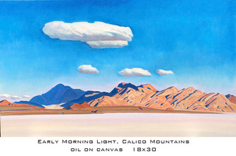 Drury Early Morning Light Calico Mtns.jp