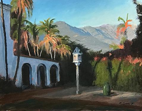 Casa del Herrero, Evening