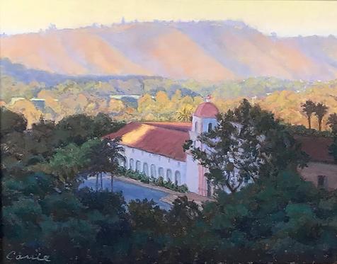 First Light on the Mission
