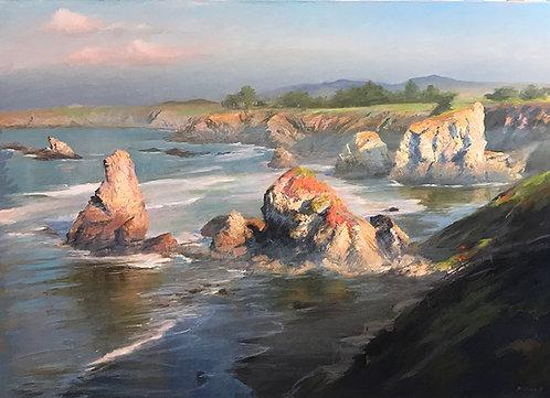 Rock Point, Sonoma Coast