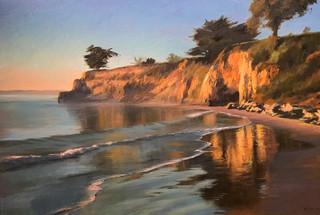 2020. Santa Barbara Point