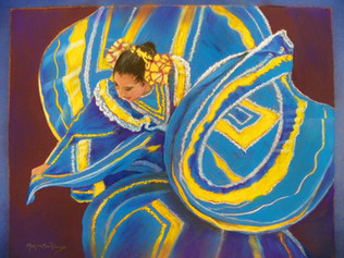 Fiesta Dancer
