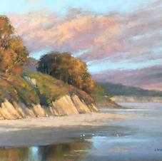 Coastal Afternoon, 16x20, pastel (2).jpg