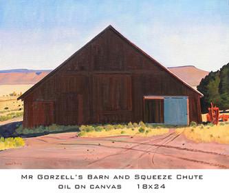Drury Mr Gorzell's Barn and Squeeze Chut