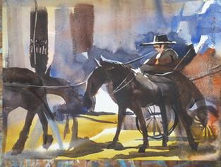 Parade Carriage