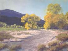Morgan /Green Study in Autumn Gold