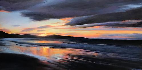 Sunrise on Leadbetter Beach