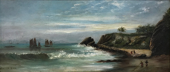 Castle Rock, Santa Barbara
