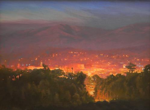 Santa Barbara at Night, Fiesta Nights