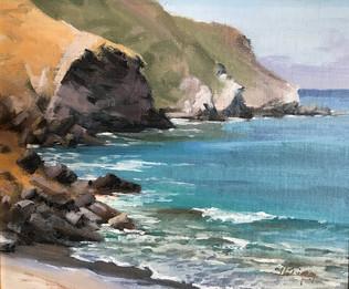 California's Rocky Coast
