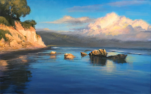 Clouds and Water, Shoreline