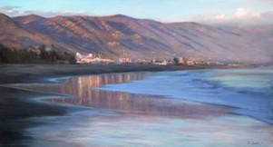 Santa Barbara Bay and Harbor