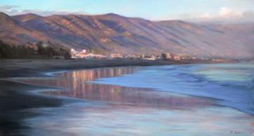 1937. Santa Barbara Bay and Harbor