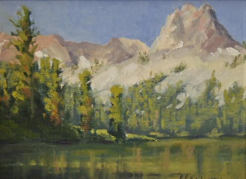 Lake George, Mammoth Lakes