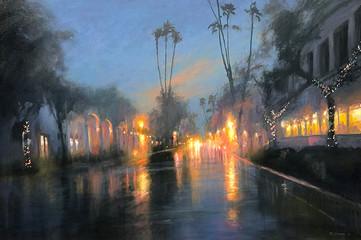 2040. Rain Reflections