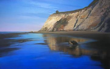 Parrish Blue Water, Shoreline