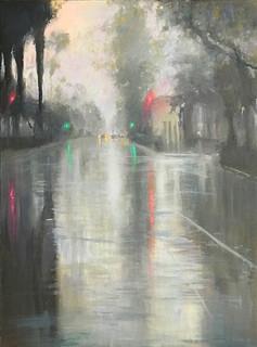 2022. Rain Reflections