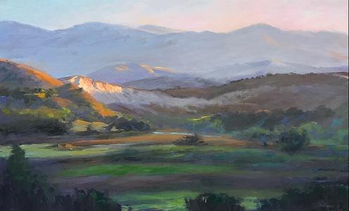 Soft Light, Los Padres National Forest