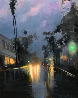 2025. Dark Rain