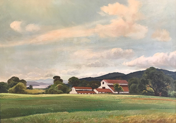 Marin Morning, circa 1953