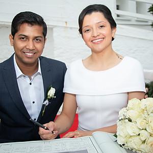 Astrid & Venkatesh