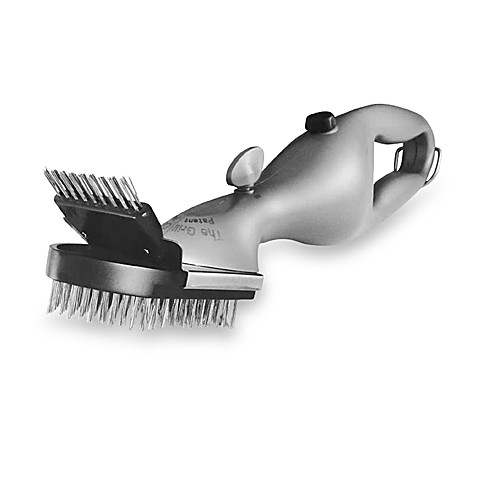 Grill Daddy Corner Cleaner BBQ Grill Brush - BedBathandBeyond.com
