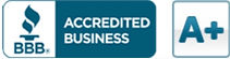 BBB Accredited business poster