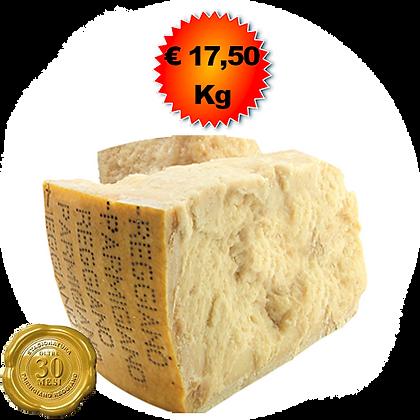 Parmigiano Reggiano oltre 30 mesi - Kg.2,5