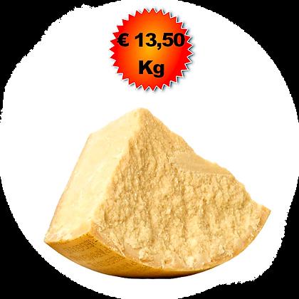 Parmigiano Reggiano 12-18 mesi - Kg.5 (1/8)