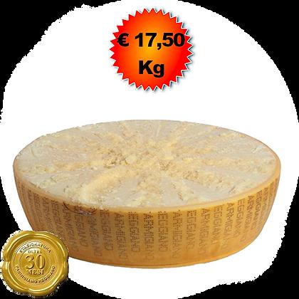 Parmigiano Reggiano oltre 30 mesi - Kg. 20