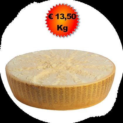Parmigiano Reggiano 12-18 mesi - Kg. 20
