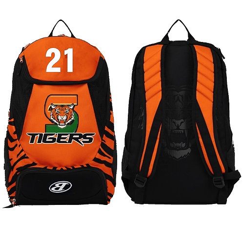 Stock backpacks
