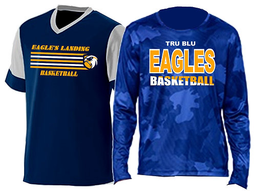 2018 ELMS BBALL shooter shirts Design