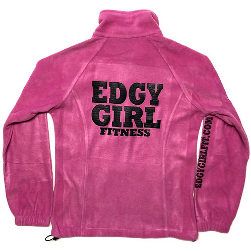 EDgy Pink Jacket