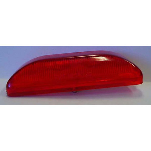 Red Clearance Marker- 2 Bulb, Light Only