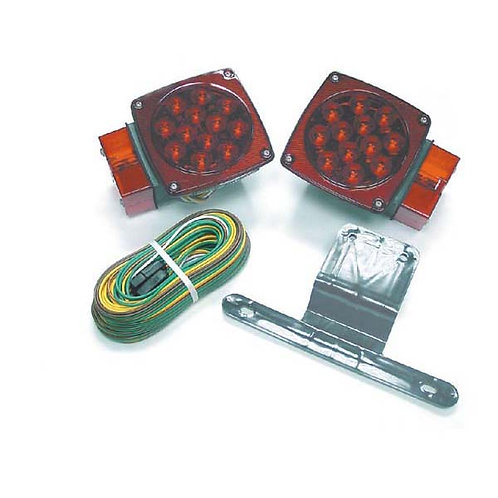 LED trailer light submersible kit