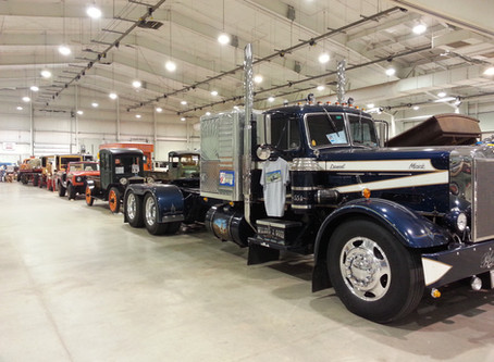 American Truck Historical Society National Convention Largest in History
