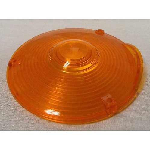 "Lens - 3.9"" Amber Replacement - 751/754 Series"