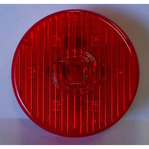 """2.5"""" Red Clearance Marker- 7 Led"""