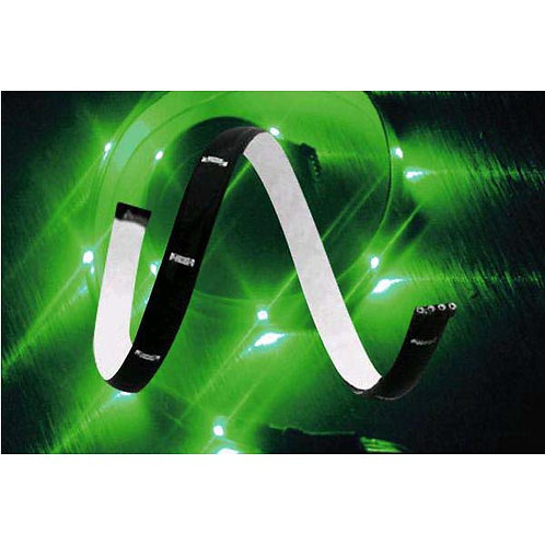 Light Strip - Plasmaglow Lumatape - 1' - Green LED