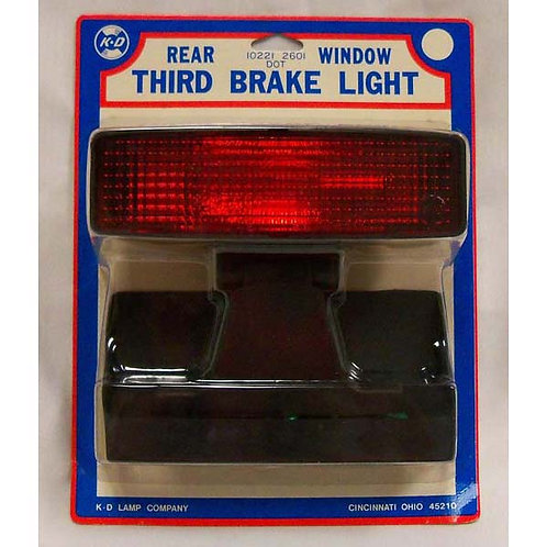 Brake Light - Rear Window Third - Incandescent