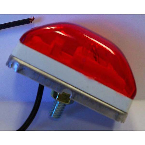 Red Mini-SeaLED Clearance Marker