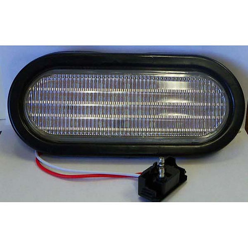 Back up Light Kit Oval White LED