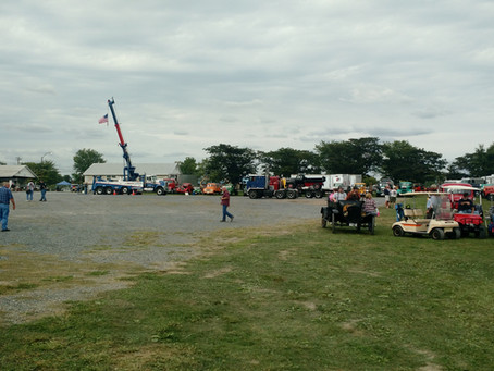 11th Annual Tri-State Antique Truck Show