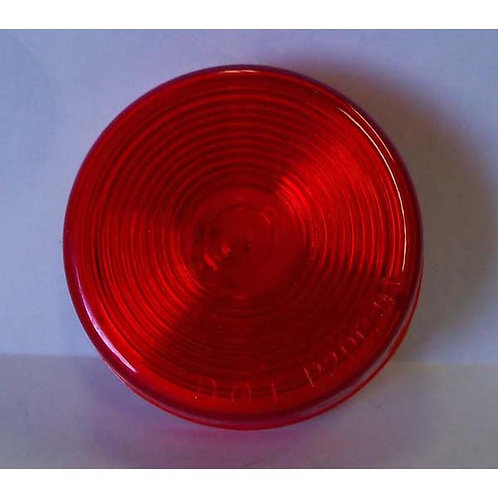 """2.5"""" Red SeaLED Clearance Marker"""