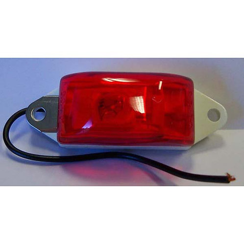 Red Mini SeaLED Clearance Marker