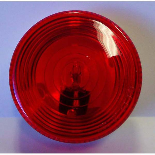 Red Snap-In Acrylic Light